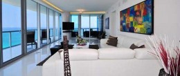 USA Miami – Exclusive apartment with sea view