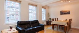 London, bright apartment in Marble Arch  Westminster